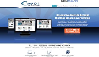 responsive website design, local seo company, PPC advertising campaigns Melbourne Florida